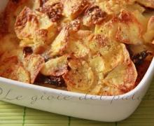 Lasagne di carne e patate