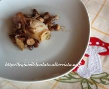 Calamari ai funghi