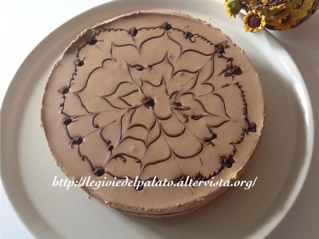 Cheesecake alla nocciola